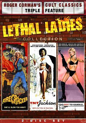 LETHAL LADIES COLLECTION BY BELL,JEANNIE (DVD)